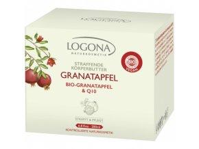 Telové maslo Granátové jablko + Q10 LOGONA
