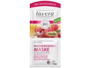 regeneracna maska bio brusnice lavera