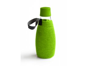 Obal na Eco fľašu zelený - Retap