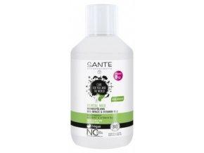 Ústna voda BIO Mäta s vitamínom B12  - Sante