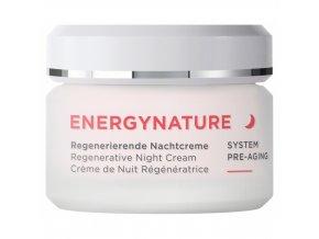 Regeneračný nočný krém Energy Nature  - Annemarie Borlind