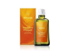 Rakytníkový vitalizujúci olej Weleda