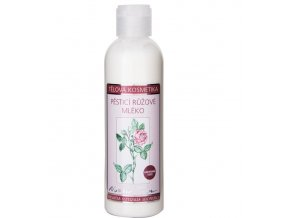 Ošetrujúce ružové telové mlieko - Nobilis Tilia