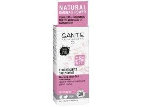 Hydratačný denný krém - Sante