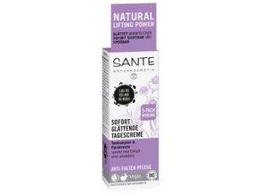 Vyhladzujúci denný krém Anti wrinkle - Sante