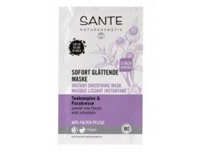 Vyhladzujúca pleťová maska - Sante