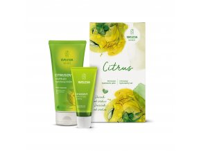 citrusovy set weleda