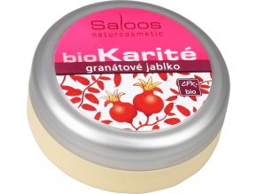 Balzam Granátové jablko Bio Karité Saloos