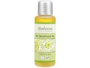 Sezamový olej BIO Saloos