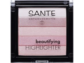 43283 Beautifying Highlighter 02 rose