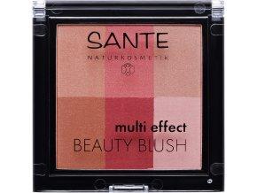 farba na licka multi effect beauty 02 cranberry sante