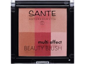 farba na licka multi effect beauty 02 cranberry sante