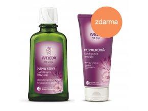 Pupalkový revitalizačný telový olej pupalkova sprchovacia emulzia