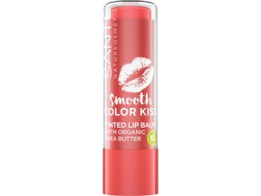 smooth color kiss 02 soft red sante