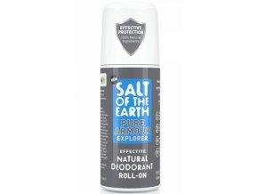 deodorant pure aura rollon pre muzov 75ml