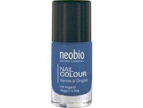 lak na nechty shiny blue neobio