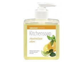 bio kuchynske tekute mydlo anti odor 900