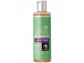 sampon aloe vera 250ml normal hair urtekram