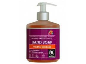 tekute mydlo na ruce nordic berries 380 ml bio ve