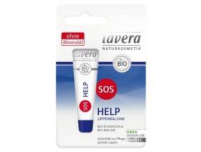 Balzam na pery SOS HELP - Lavera