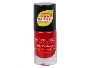lak na nechty vintage red benecos