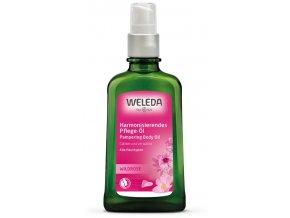 Ružový harmonizujúci pleťový olej Weleda