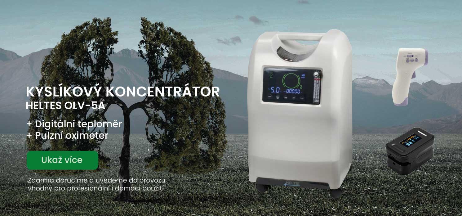 Kyslíkový koncentrátor SKLADEM