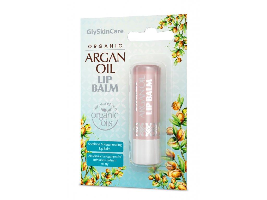 7056758 Biotter Balzám Argan Oil Lip Balm 4,9g