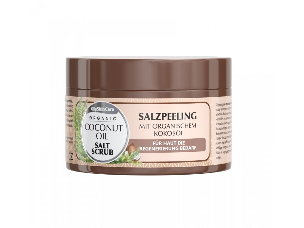 EPE52 (Coconut Oil Salt Scrub)