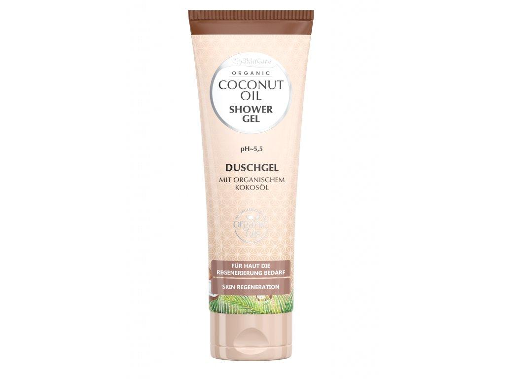 EPE60 (Coconut Oil Shower Gel) 1