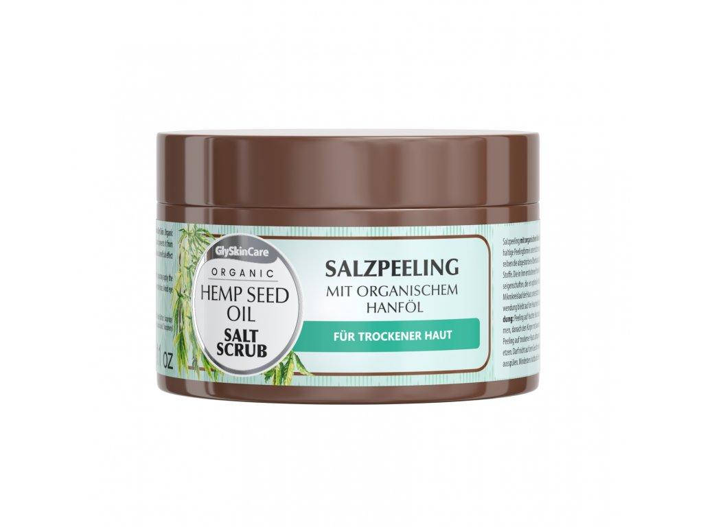 EPE49 (Hemp Seed Oil Salt Scrub)