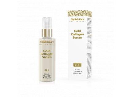 gold collagen serum en