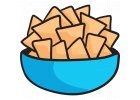 Chrumky, chipsy a tyčinky