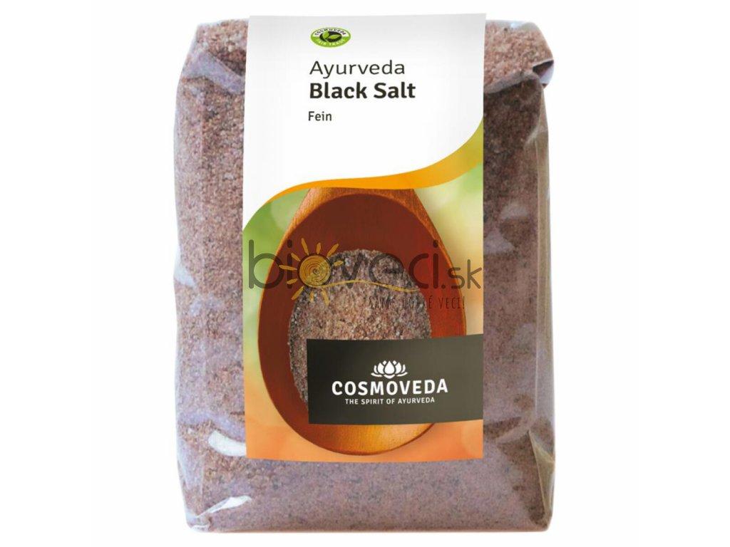bio potraviny bioveci CMV Čierna soľ 500g