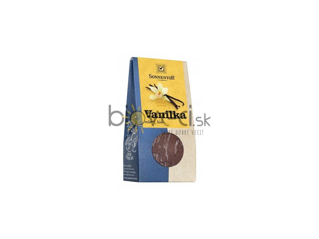 Vanilkový prášok mletý BIO, 10 g