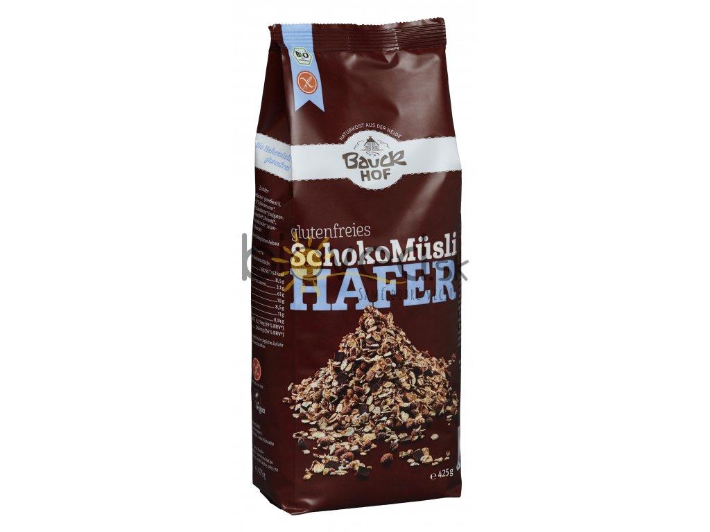 1908 bauckhof cokoladove ovsene musli 425g