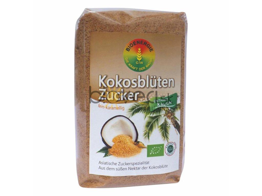 bio potraviny bioveci Bio cukor z kokosových kvetov 500g