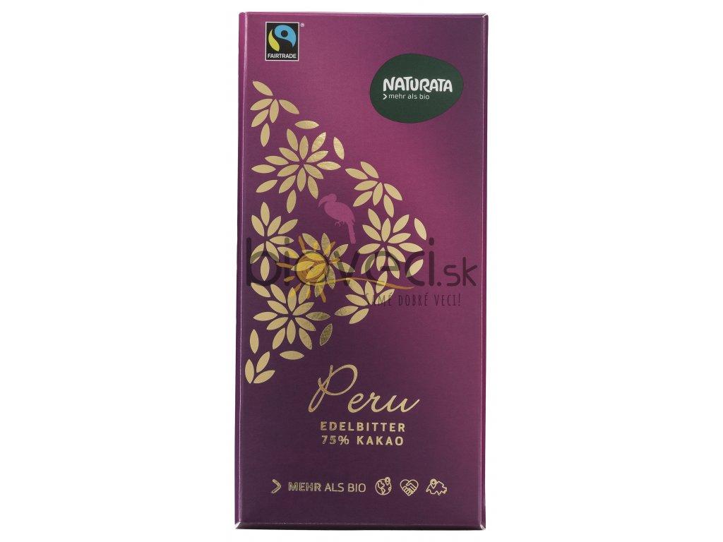 2541 naturata cokolada peru 75 100g