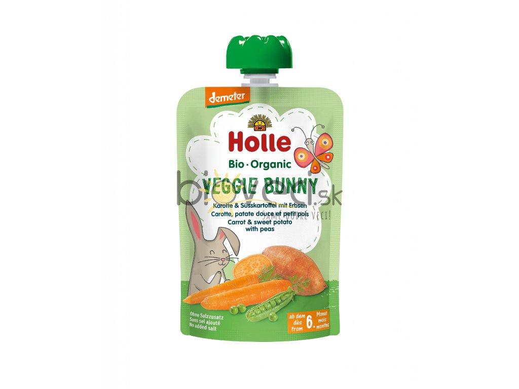 2808 holle kapsicka veggie bunny 100g 6 mes