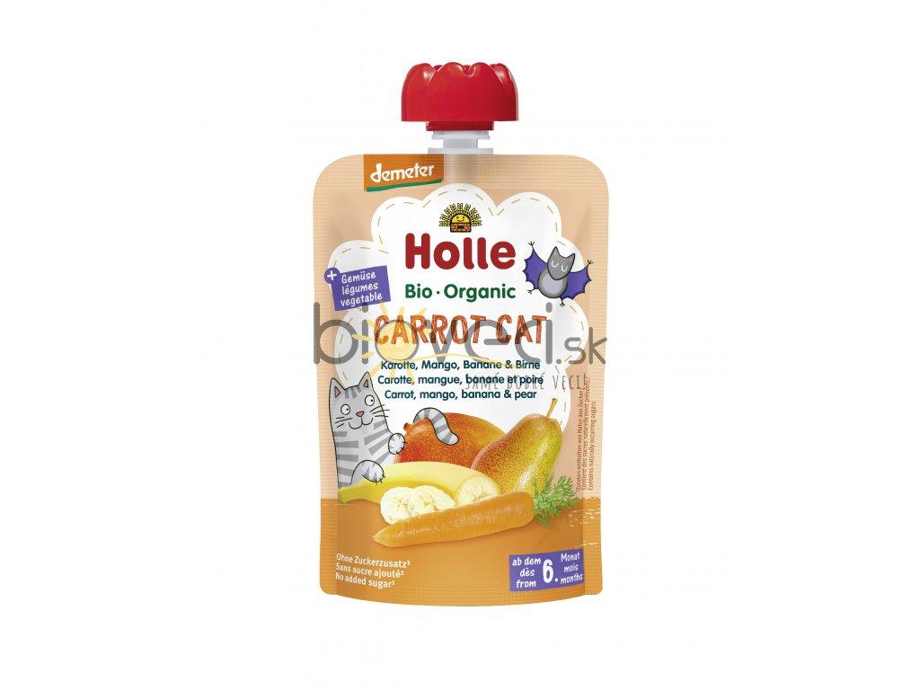 2823 holle kapsicka carrot cat 100g 6 mes
