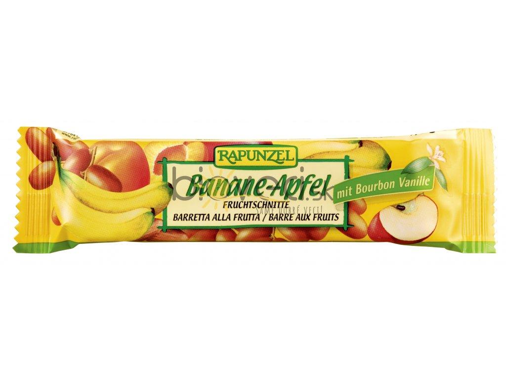 3129 rap jablkovo bananova tycinka 40g