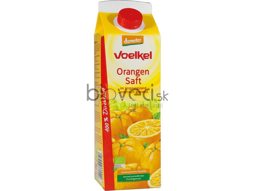 Pomarančový džús 1l