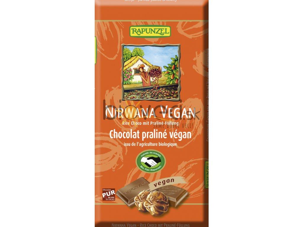 3246 rapunzel nirwana cokolada 100g vegan
