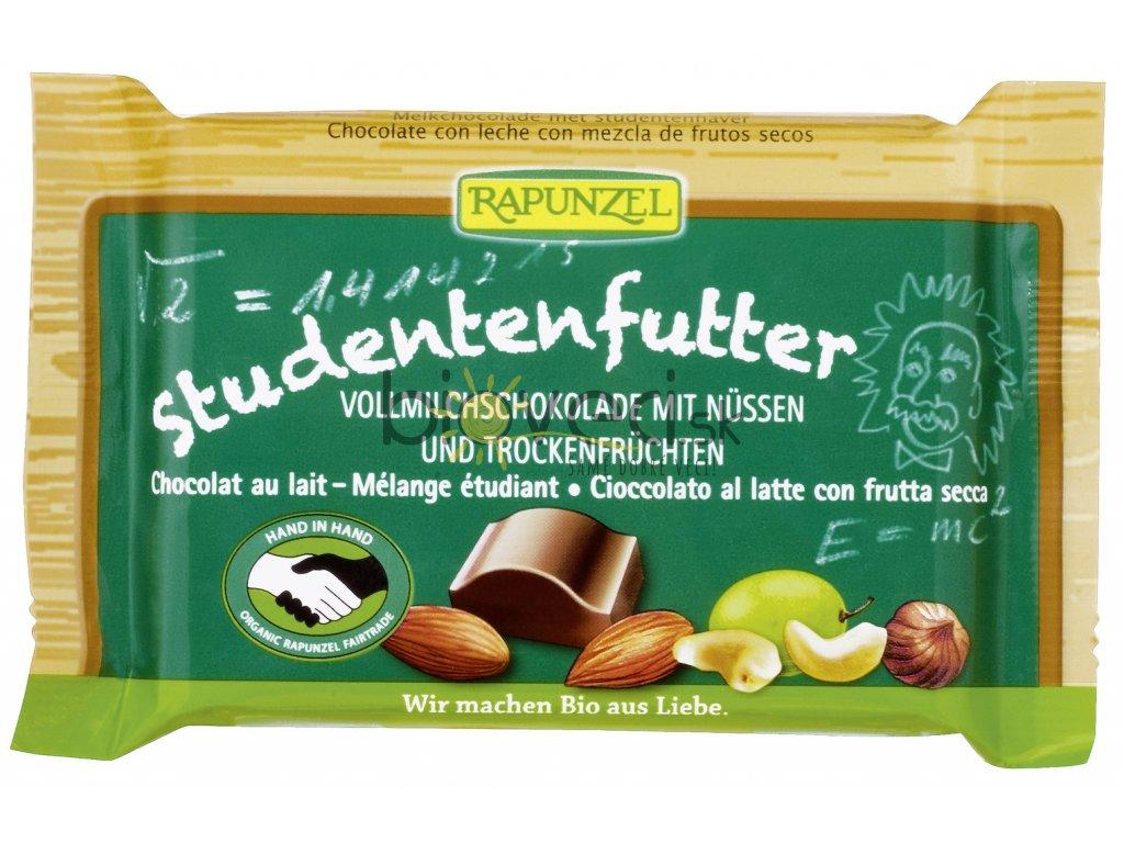 3534 rapunzel studentska cokolada mix 100g