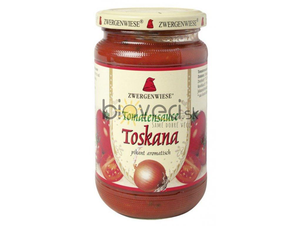 3735 zgw bio paradajkova omacka toskana 350g