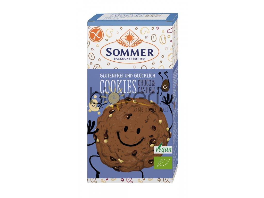 3960 som cokoladove cookies s kesu 125g vegan bez lepku