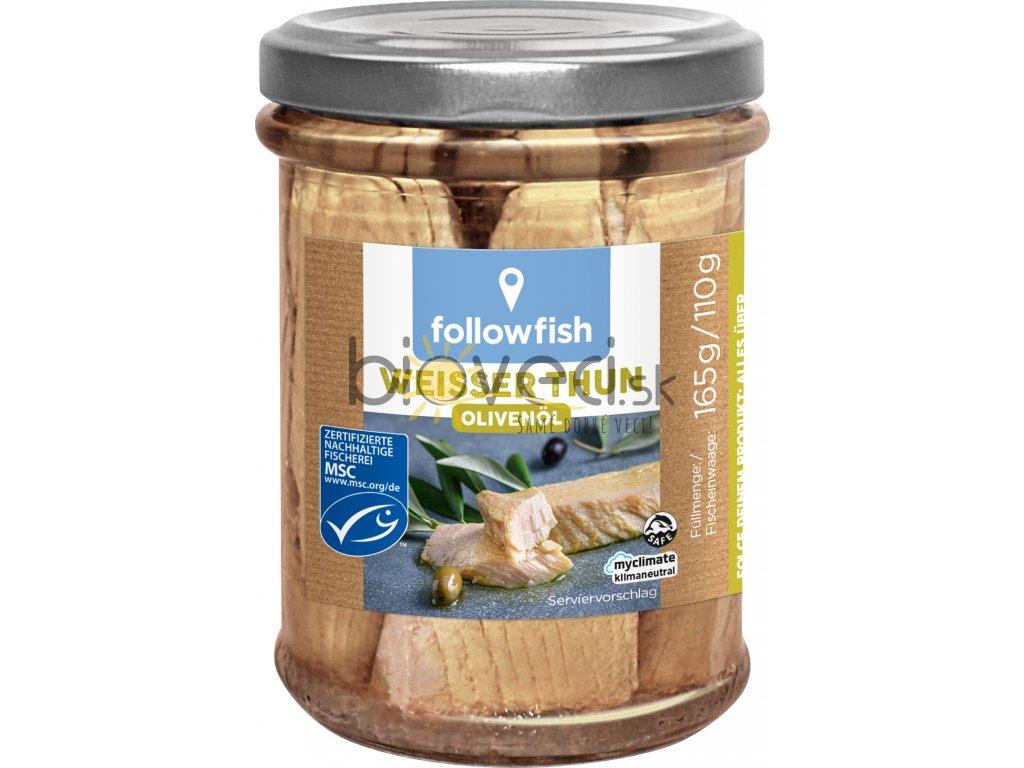 4104 1 ff tuniak v olivovom oleji 165g bio