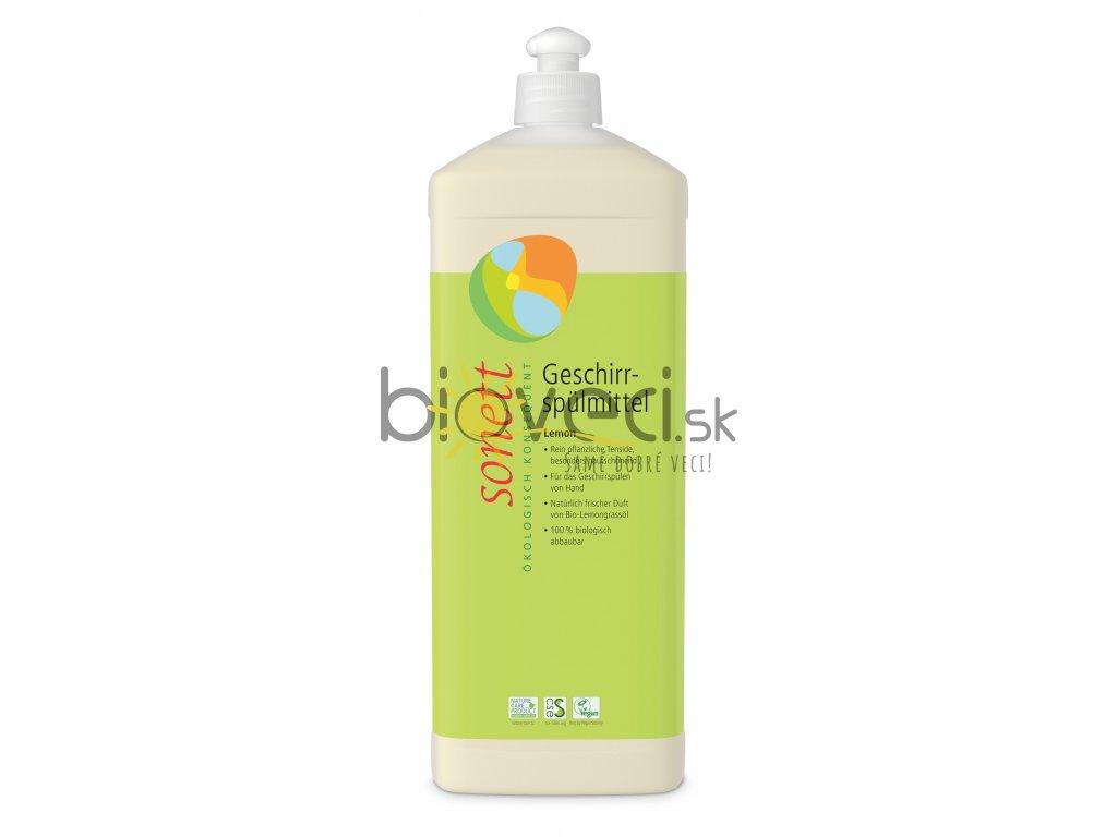 4164 snt tekuty prostriedok na riad citron 1l bio