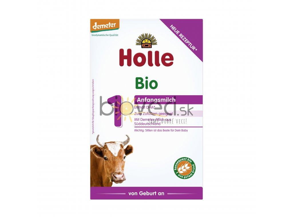 4374 holle dojcenske mlieko 1 400g