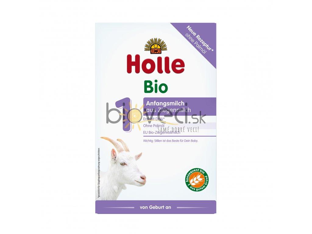 4377 holle dojcenske kozie mlieko 1 400g